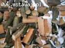 Drewno opałowe i kominkowe suche sezonowane