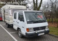 Mercedes-benz MB 100 2.4 D