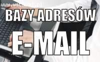 Baza adresów e-mail 1.9 mln i mailing.