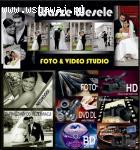 Foto plus film ślubny dla każdej Młodej Pary, przystępna cen