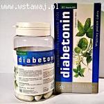 Diabetonin - ochrona przed cukrzycą i przemiana materii