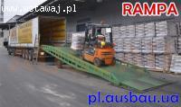 Przewoźna rampa przeładunkowa Ausbau