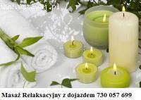 Masaż relaksacyjny i leczniczy w domu Wawer