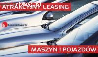 Leasing wszystkich maszyn i pojazdów, BEZ prowizji