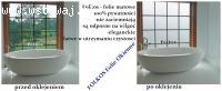Folie okienne Warszawa- Folie na okna i drzwi Folkos