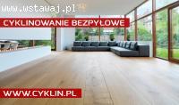 Renowacja | Cyklinowanie | Podłóg Drewnianych | Tanio