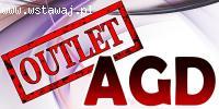 Outlet AGD NOWY sprzęt AD, gwarancja 24m-ce, Polska dystr.