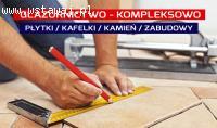 Kompleksowo | Płytki | Kafelki | Glazurnictwo | Zabudowy K/G