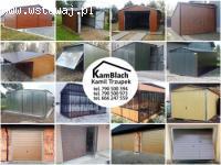 Garaże blaszen,blaszaki,kojce,wiaty,konstrujce, inne