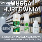 Mugga hurtownia. Sprzedaż hurtowa preparatów Mugga.