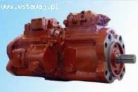 Kawasaki pompa K3VG180, New Holland E 265B, Syców, Kawasaki