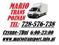 MARIO-TRANS  TRANSPORT-PRZEPROWADZKI