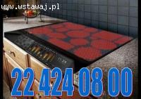 Podłączenie płyty indukcyjnej Elektryk-Wilanów-22 424  08 00