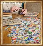 Skup znaczków, kolekcji, zbiorów filatelistycznych. Dojazd!!