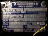 Skrzynia biegów ZF 6S850 DAF MAN IVECO RENAULT