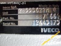 ZF do IVECO CARGO TECTOR 2845 2855 2865 2890 2895