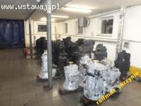 CZĘŚCI Mercedes ACTROS ATEGO AXOR G155 G210 G211
