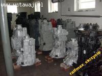 Skrzynia biegów ZF do DAF XF 16S221 181 151 IT