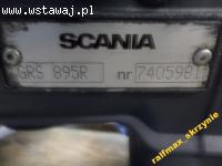 Skrzynia biegów Scania GRS 895 900 801 900 905