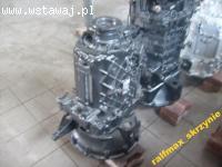 Skrzynia biegów ZF S6-66GV MAN 12.192 wywrotka