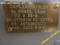 Skrzynia Mercedes G56-6 Atego 818 822 1218 1222