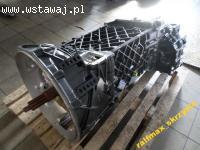 Skrzynia biegów ZF 16AS2601 16S1820 8S140 16S112