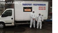 Przeprowadzki Transport Wywóz Mebli Utylizacja całe sląskie