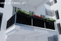Osłony, maty balkonowe z technorattanu na wymiar
