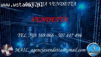 Agencja Vendetta - Zdrady