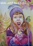 Portret dziecka na zamówienie