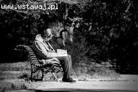 Praca dla mężczyzny- opieka nad starszym Panem