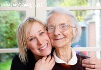 Zostań opiekunką osoby starszej