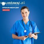 Opiekun Medyczny - nauka zawodu ZA DARMO