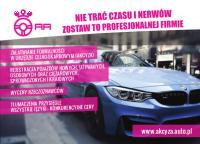 koszt rejestracji samochodu z niemiec dokumenty do akcyzy