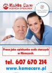 Praca dla opiekunek osób starszych w Niemczech.