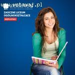 Ukończ zaoczną szkołę średnią dla dorosłych w COSINUSIE