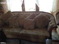 Stylowy zestaw mebli do salonu