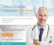 Chciałbyś chodzić do lekarza specjalisty bez kolejek?
