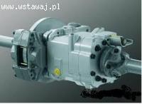 Silnik hydrauliczny Linde BMF 35, BMF 75, BMF 105