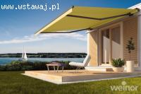 Dachy Tarasowe .Eu -> Markizy na taras i balkon