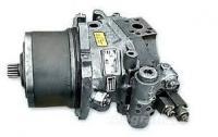 Silnik Linde HMF 63, HMF135, HMR 50