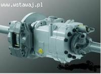 Silnik Linde HMV 135, HMV 90, HMV 105