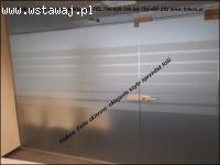 Folie okienne Tarchomin, Targówek, Praga -Oklejanie szyb