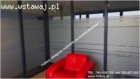Folie do biur-open space -oklejanie przestrzeni biurowych Wa