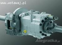 Silnik Linde HMR 55, HMR 75, HMR 105