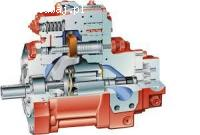 Kawasaki pompa hydrauliczna k3VL200, K3VG63, New Holland E21