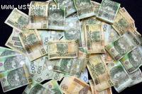 Szybkie i bezpieczne pożyczanie-pieniądze na koncie do 24 h!