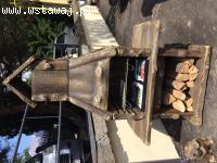 Grill Betonowy K11 Najlepsza imitacja drewna !