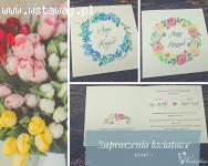 Zaproszenia ślubne Artenne