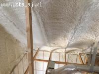Docieplenia budynków pianką poliuretanową